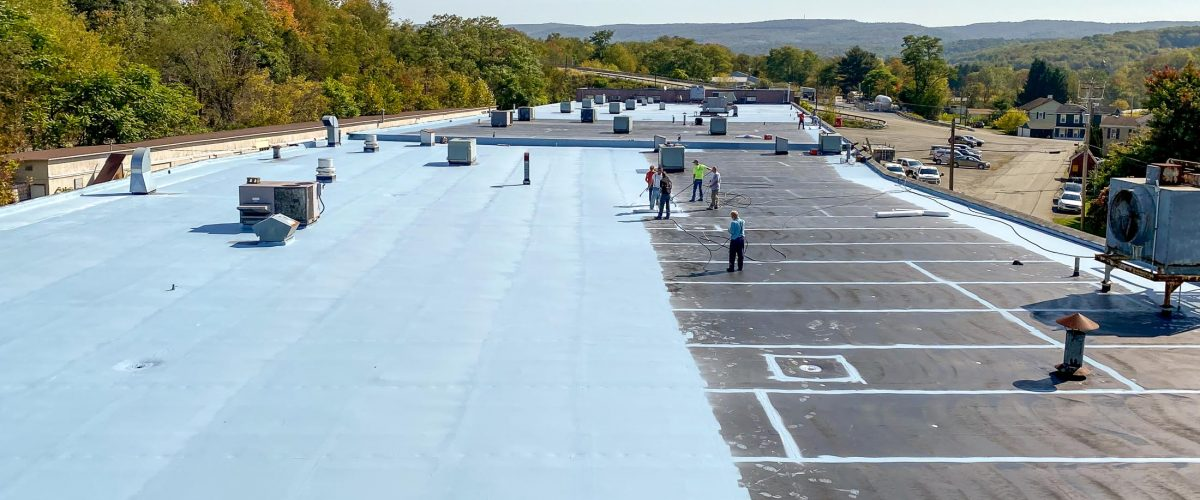 Conklin roofing system
